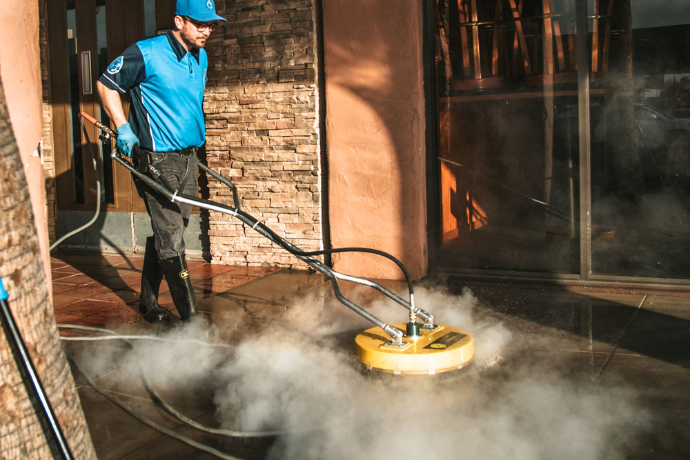 Concrete Cleaning Scottsdale