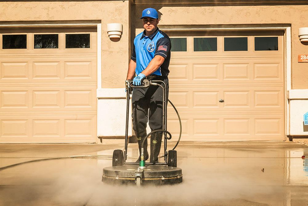 Scottsdale driveway Cleaning